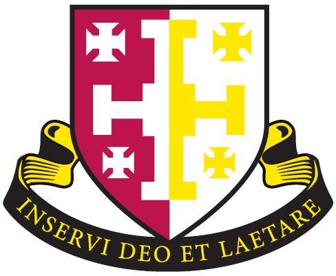 Lichfield Cathedral School emblem