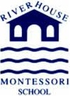 River House Montessori School emblem