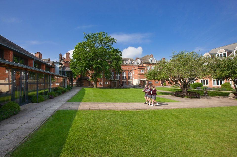 picture of St Helen and St Katharine School
