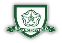 Brackenfield School emblem