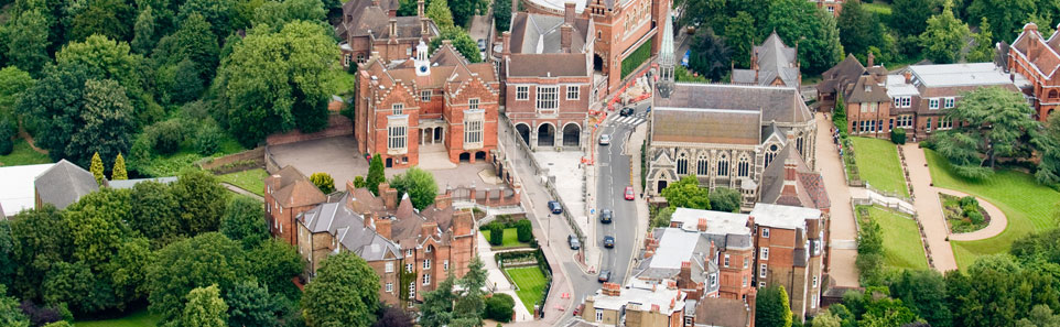 picture of Harrow School