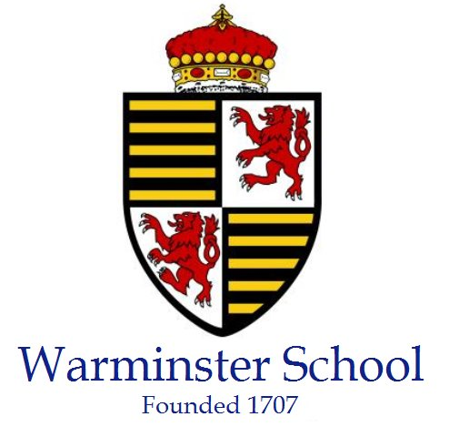 Warminster School emblem