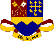 Ampleforth College emblem