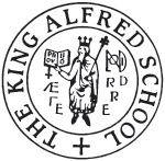 The King Alfred School emblem