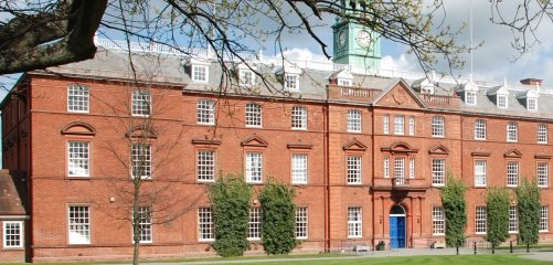 picture of Shrewsbury School
