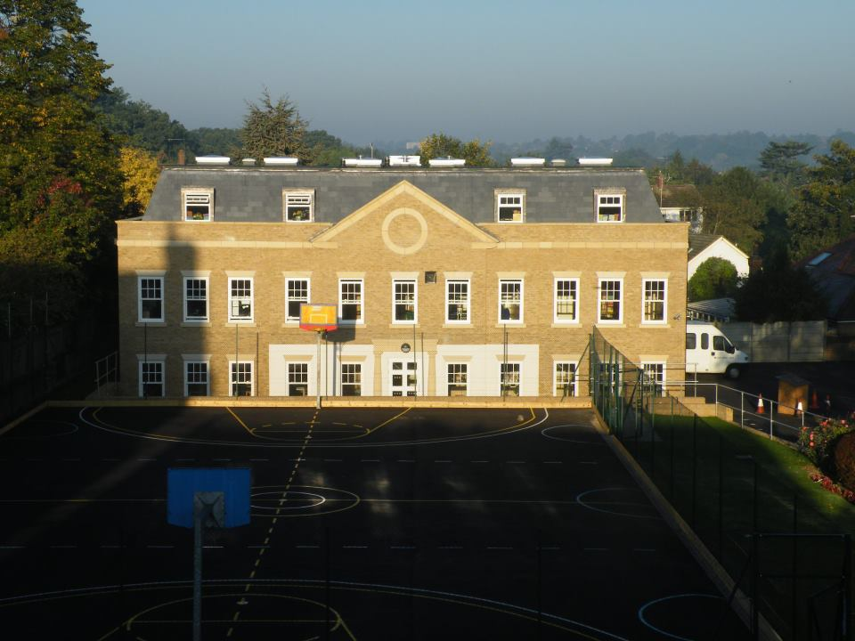 picture of Keble School