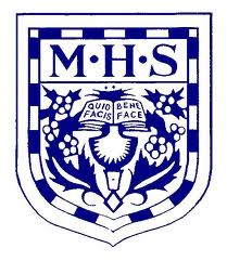 Mayville High School emblem