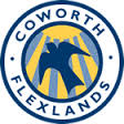 Coworth-Flexlands School emblem