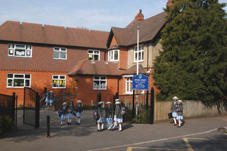 picture of Eton End School