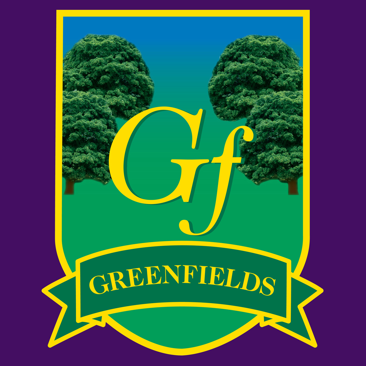 Greenfields School emblem