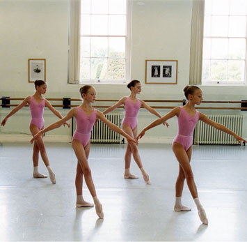 picture of The Royal Ballet School