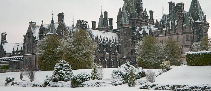 picture of Fettes College