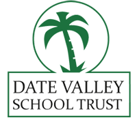 Date Valley School emblem