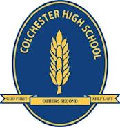 Colchester High School emblem