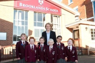 picture of Brooklands School