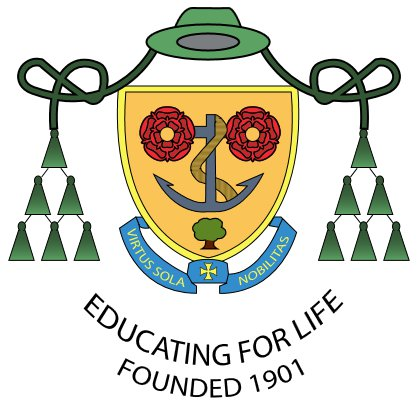 Salesian College emblem