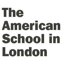 The American School in London emblem