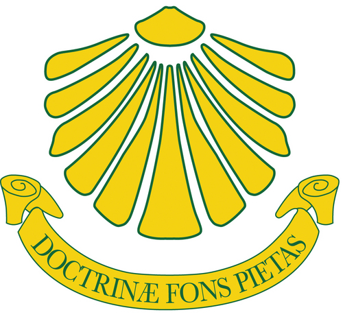 St James' School emblem