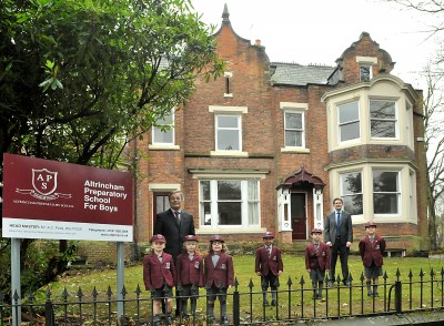 picture of Altrincham Preparatory School