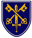 Exeter Cathedral School emblem