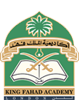 The King Fahad Academy emblem