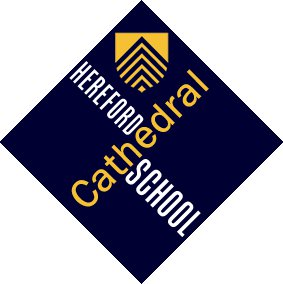 Hereford Cathedral School emblem