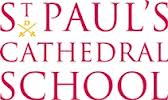 St Paul's Cathedral School emblem